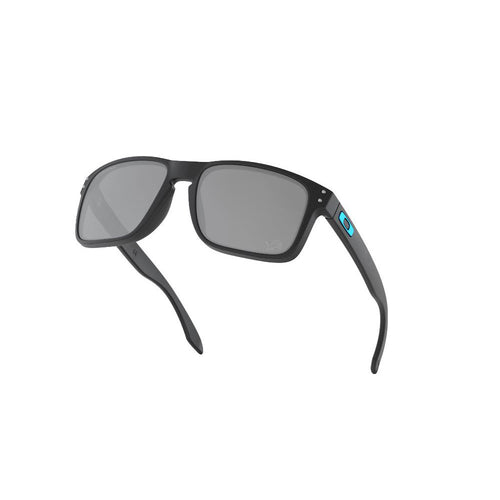 Holbrook Detroit Lions Prizm Sunglasses - Black / Blue