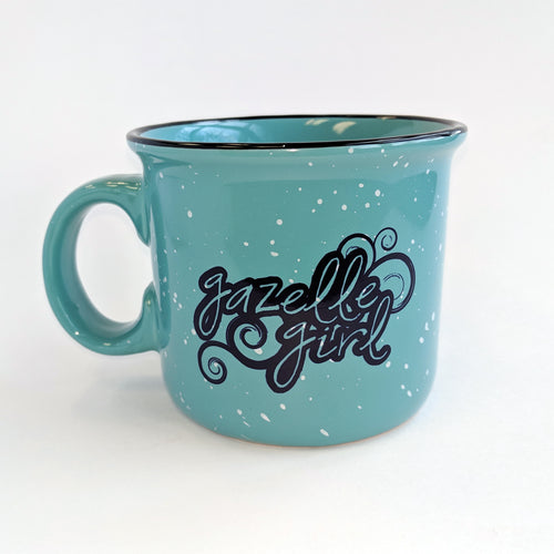 Gazelle Girl 2019 12oz Ceramic Mug