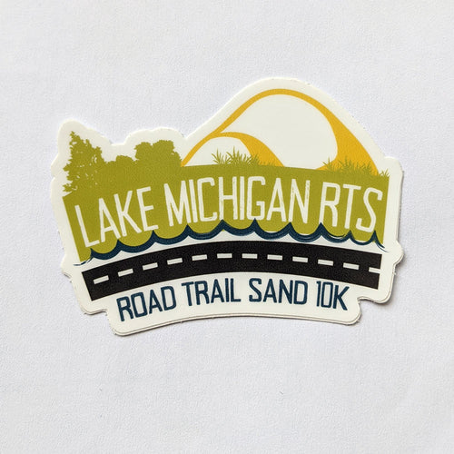Lake Michigan RTS Sticker