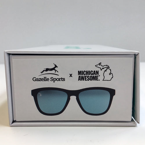 Get Out and Go Sunglasses - Black
