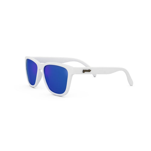 Iced by Yetis Sunglasses - White