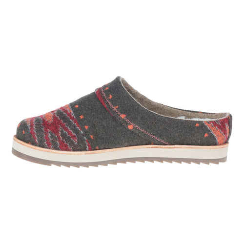Women's Juno Clog Wool Casual Shoes - Blanket