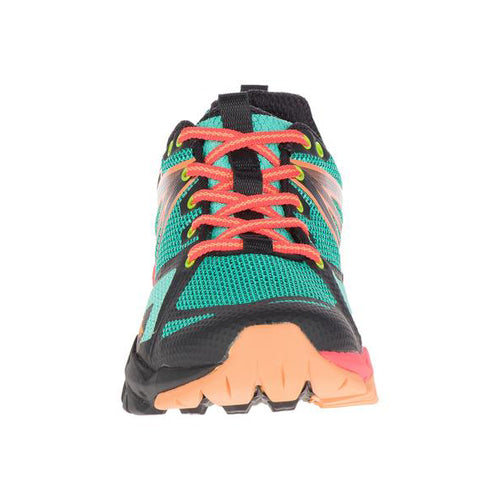 Women's Merrell MQM Flex Hiking Shoes - Fruit Punch