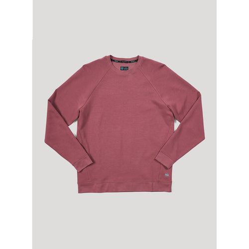Men's Circuit Crew Pullover Shirt - Iron