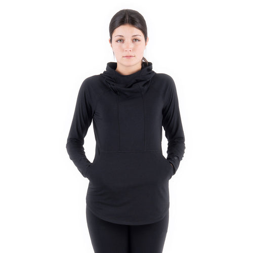 Women's Karu Top - Black