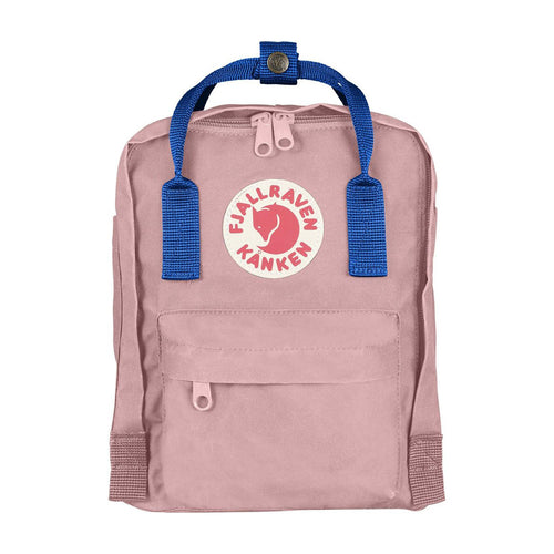 Kanken Mini Backpack - PINK/AIRBLUE