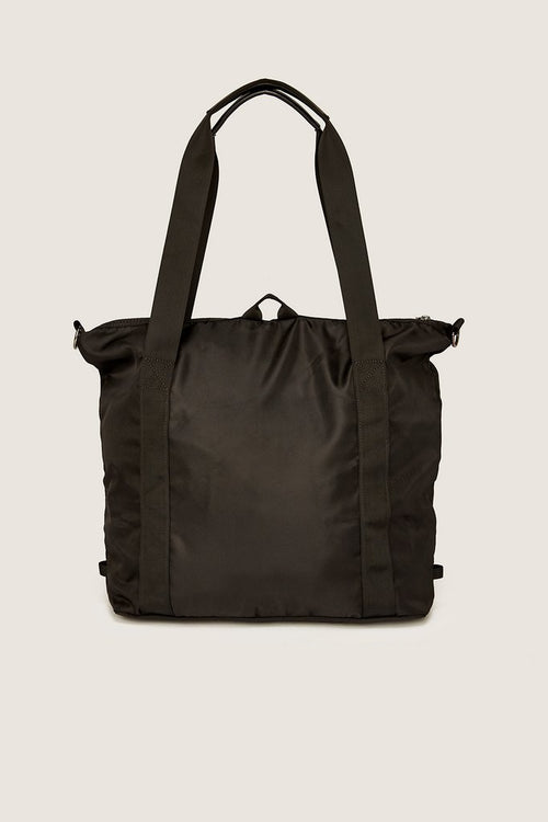 Lily Packable Bag - Black