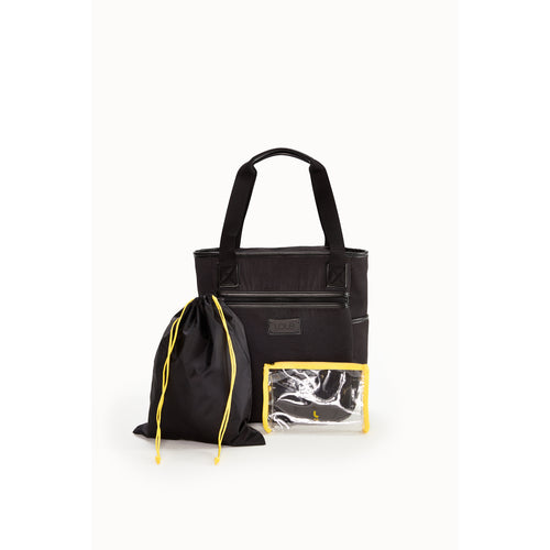 Women's Lily Bag Waxed - Black