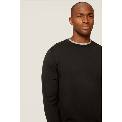 Men's Carter Long-Sleeve Shirt - Black