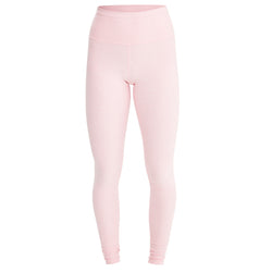 6280e534 Women's Half Moon High Waist Legging - Pink Salt Heather