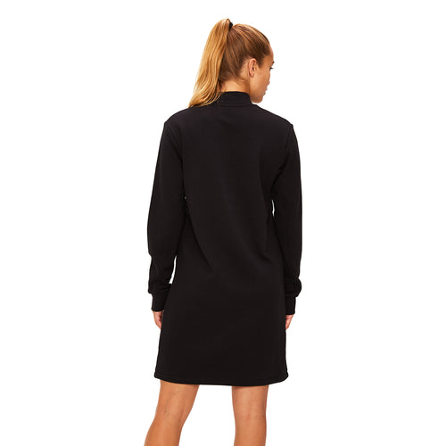 Women's Flat Track Dress - Black