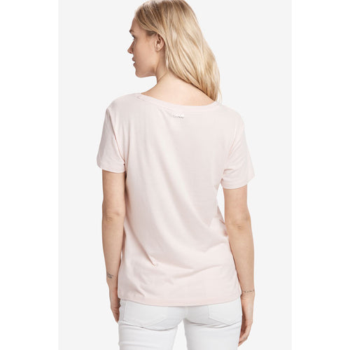 Women's Billie Round Neck Top - Ballet