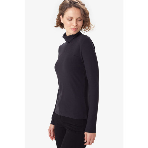 Women's Villeray Turtleneck - Black