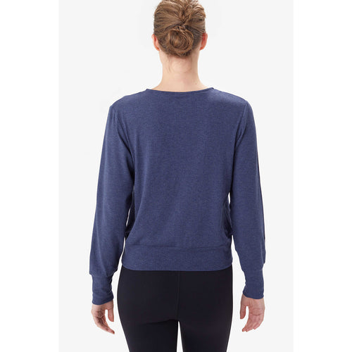 Women's Villeray Long Sleeve - Moonlit Heather