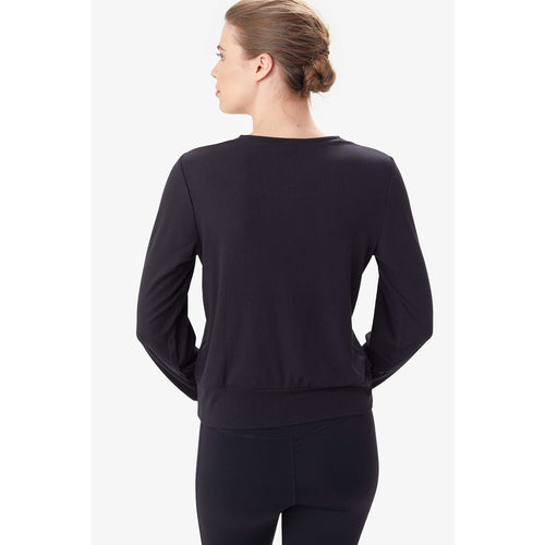 Women's Villeray Long Sleeve - Black