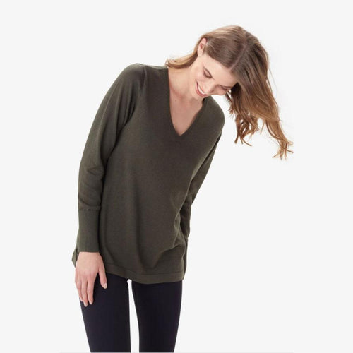 Women's Cozy Martha Top - Highlands