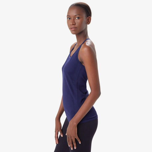 Women's Marlowe Tank Top - Amalfi Blue