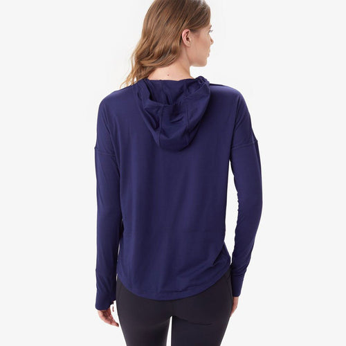 Women's Fancy Hoodie - Amalfi Blue