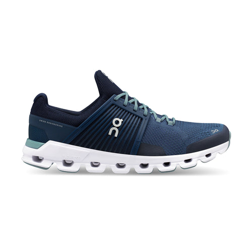 Men's Cloudswift Running Shoe - Denim/Midnight
