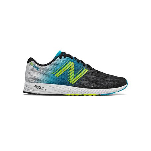 Men's 1400 v6 Running Shoe - Maldives Blue/Black/Hi-Lite