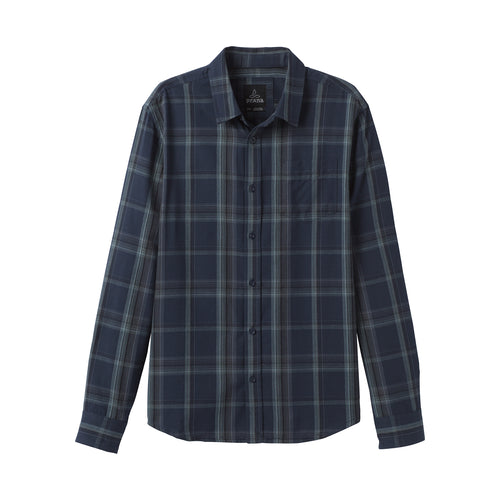 Men's Shayne Flannel Shirt - Nautical