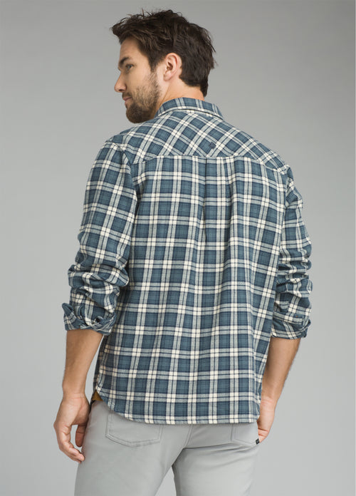Ansel Long Sleeve Flannel