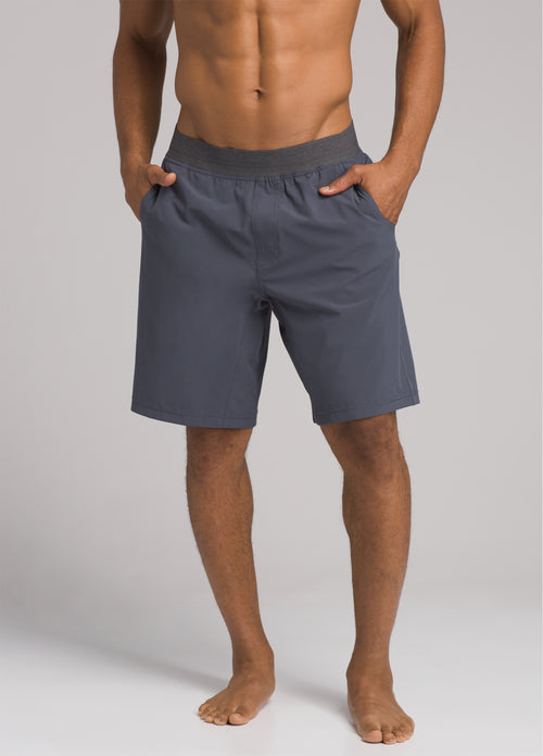 Men's Prana Super Mojo Short II - Coal