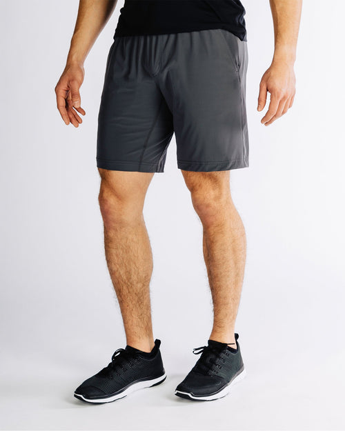 "Men's Mako 9"" Short Unlined Workout Shorts"