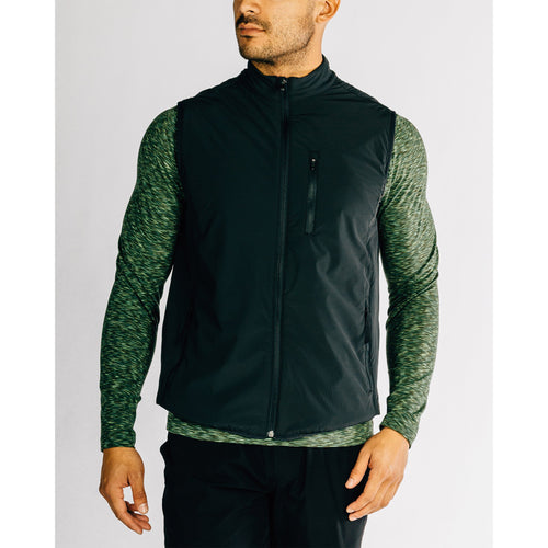 Men's Microclimate Vest-Black