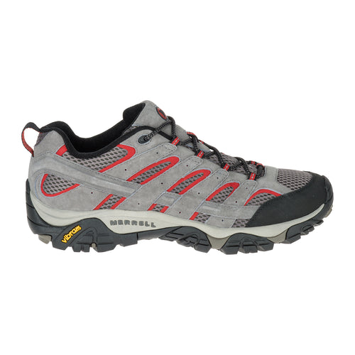Men's Merrell Moab 2 Ventilator Hiking Shoes - Charcoal Grey
