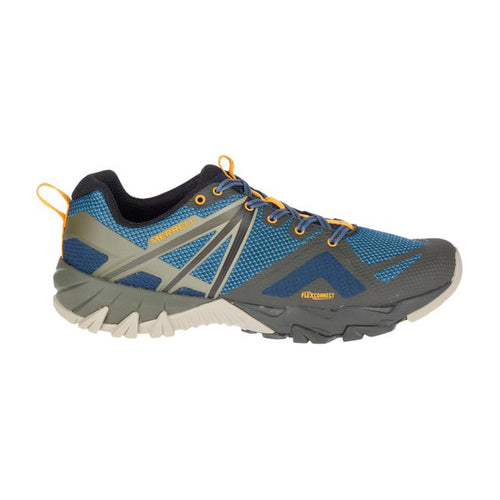 Men's Merrell MQM Flex Trail Shoe - Blue Wing