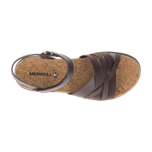 Women's Around Town Arin Backstrap Sandal - Espresso