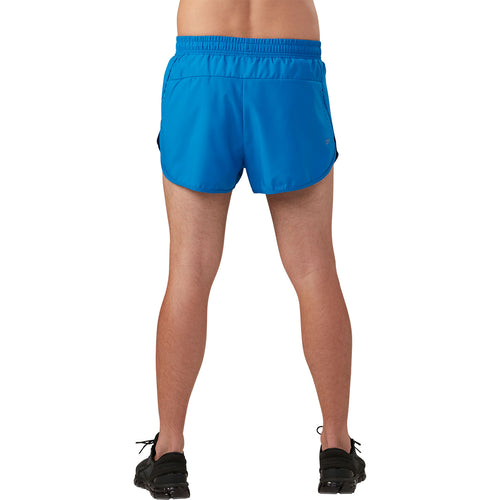 Men's Split Short - Victoria Blue