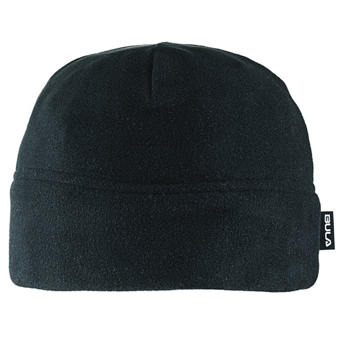 Unisex Power Fleece Beanie - Black