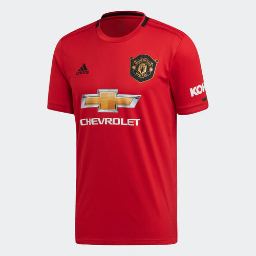 Manchester United 2019/20 Home Jersey - Real Red