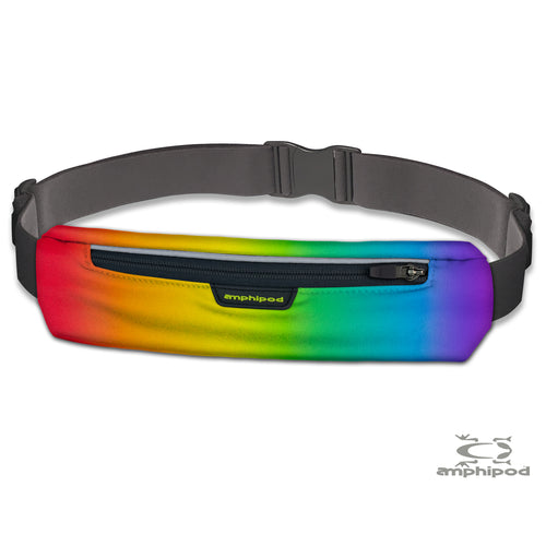 MicroStretch Plus Luxe Belt - Rainbow Ombre