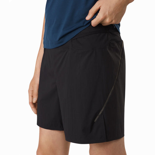 Men's Motus Short 6 inch Shorts - Black