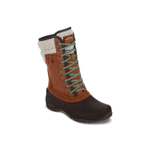 Women's Shellista II Mid Boots - Dachshund Brown/Demitasse Brown