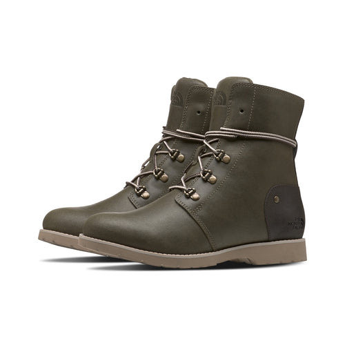 Women's Ballard Lace II Boots - New Taupe Green/Coffee Brown