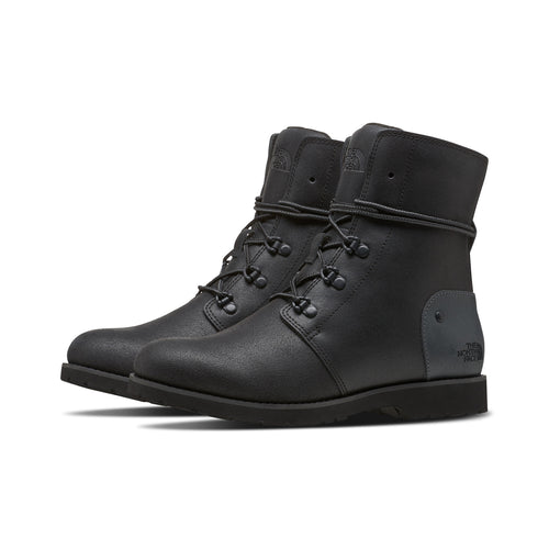 Women's Ballard Lace II Boots - TNF Black/Dark Shadow Grey