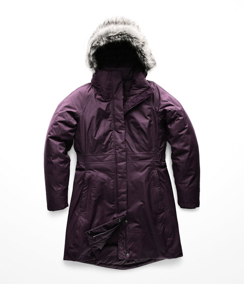 Women's Arctic Parka II- Purple