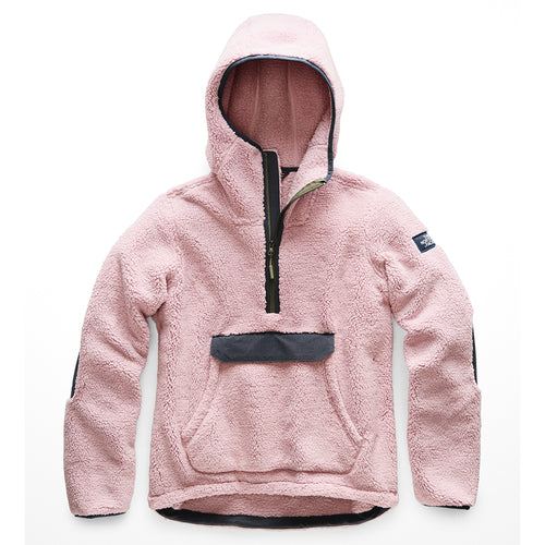 Women's Campshire Pullover Hood-Light Pink