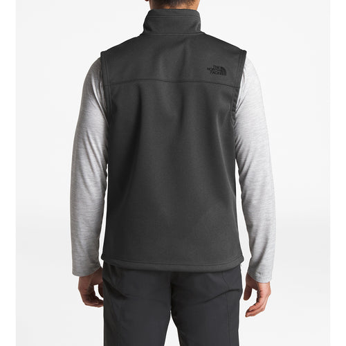 Men's Apex Risor Vest-TNF Dark Grey Heather