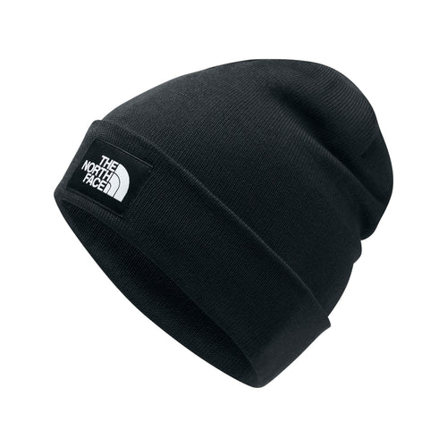 Unisex Dock Worker Recycled Beanie - TNF Black