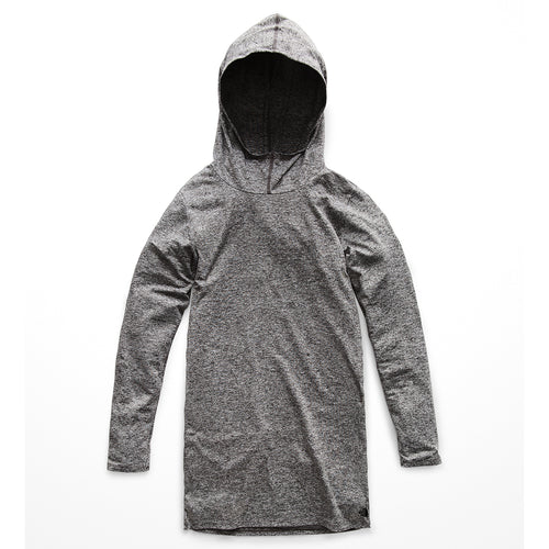 Women's Terra Metro Tunic Long Sleeve - TNF Dark Grey Heather