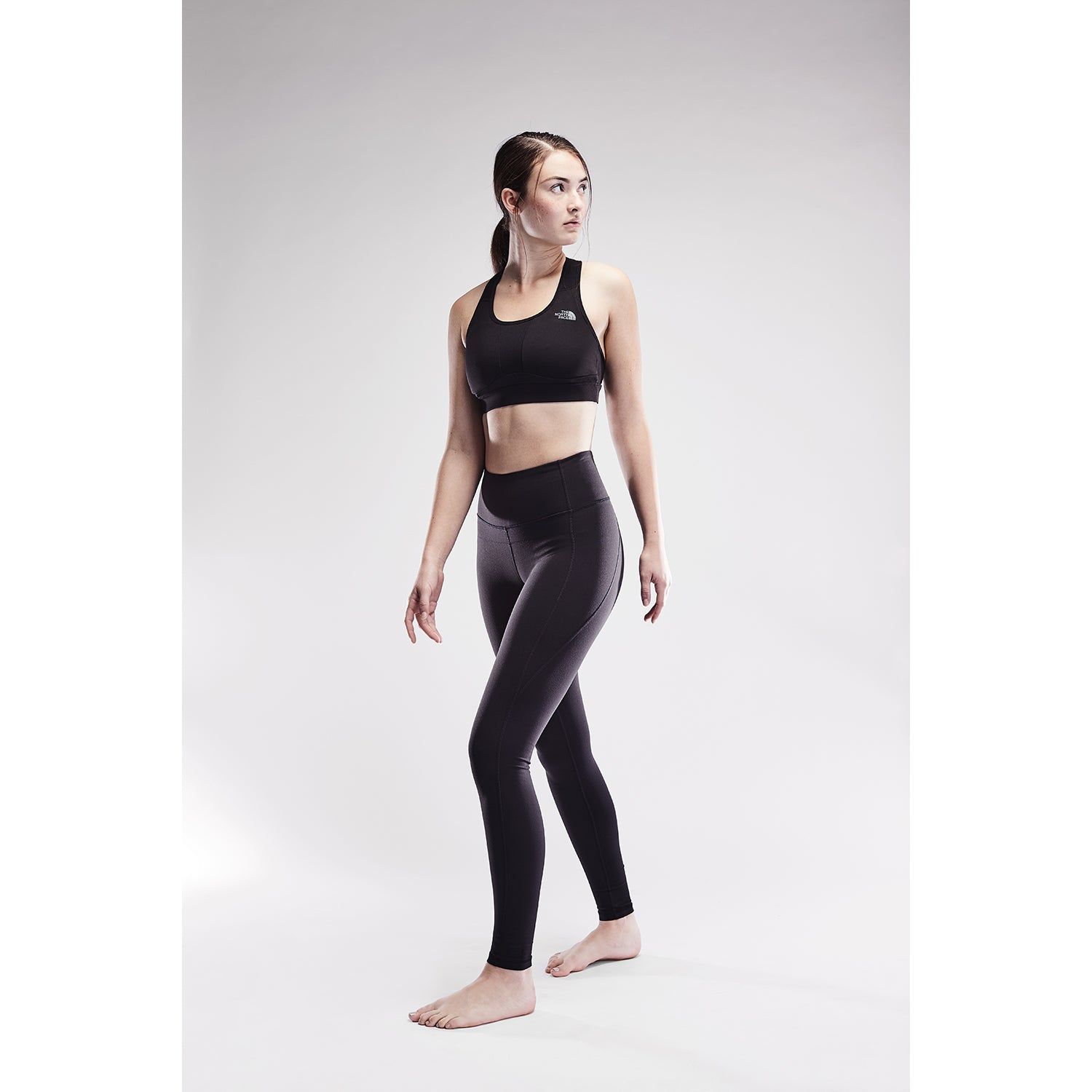 46adc7589e0 Women's Perfect Core High-Rise Tights - TNF Black