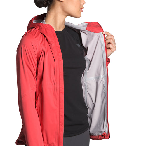 Women's Allproof Stretch Jacket - Cayenne Red