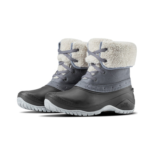Women's Shellista Roll Down Boots - Grisaille Grey/Weathered Black