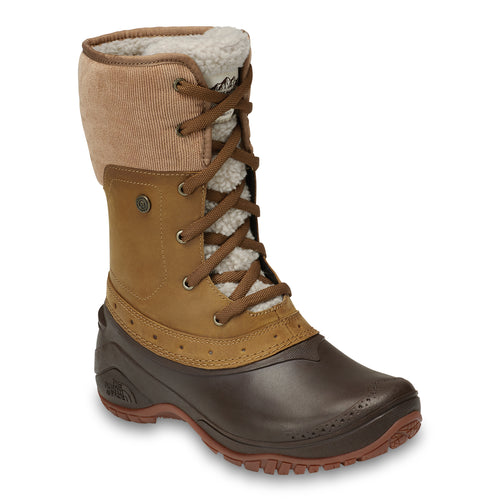 Women's Shellista Roll Down Boots - Golden Brown/Coffee Bean Brown
