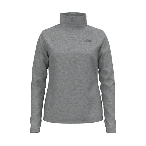 Women's Canyonlands 1/4 Zip - TNF Medium Grey Heather